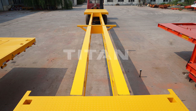 Flatbed Extendable Trailer