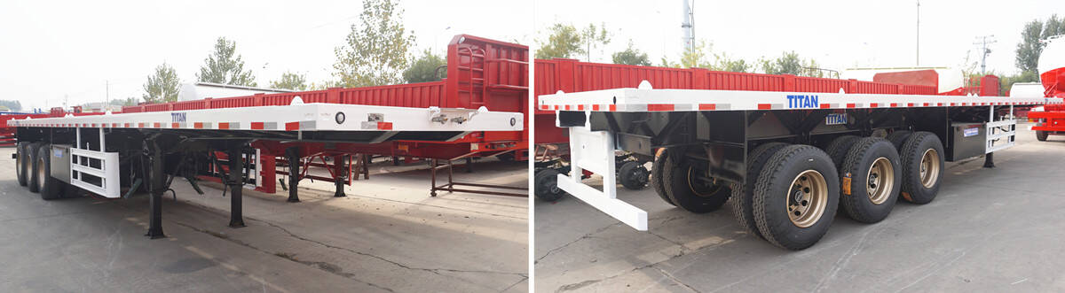 Flatbed Trailer for Sale | 3 Axle Trailer Spot Discount Prices