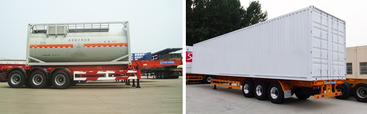What is a container chassis trailer?-TITAN terminal trailer for sale near me
