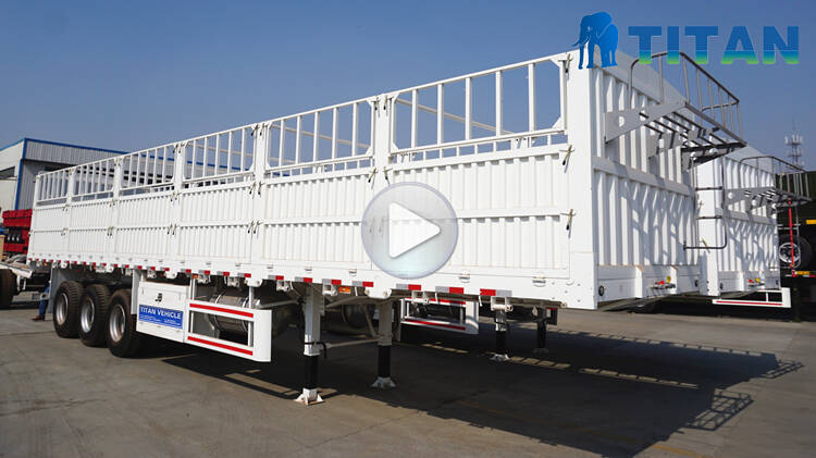 What is the difference between the different livestock cargo trailer?