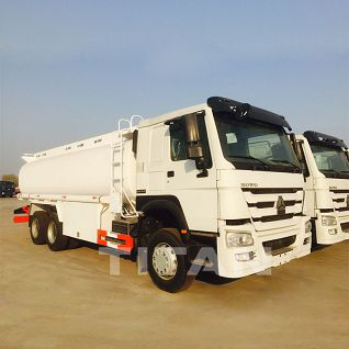 20000 liters fuel tank truck for sale ZZ1257N4641W