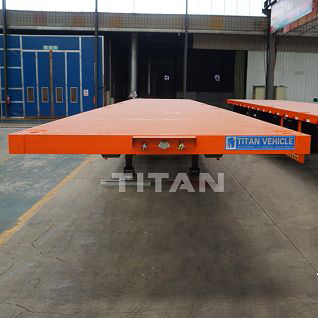 20 ft semi flatbed trailers for sale