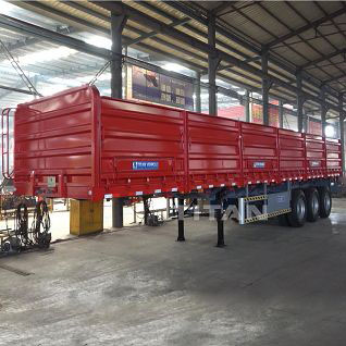 grain super link semi trailers