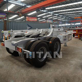 Tandem Axle Superlink Trailer